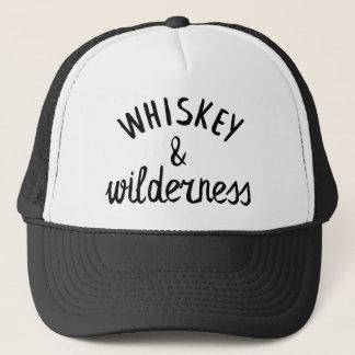 Whiskey & Wilderness Trucker Hat