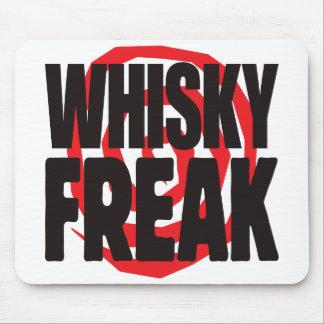 Whisky Freak Mouse Mats