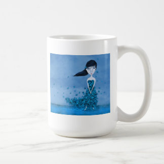 Whisper Dress Basic White Mug