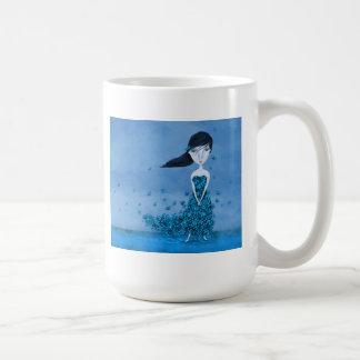 Whisper Dress Mugs