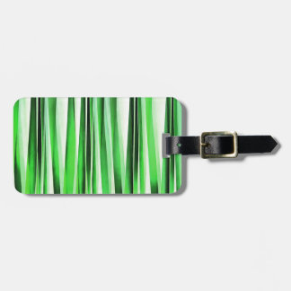 Whispering Green Grass Luggage Tag