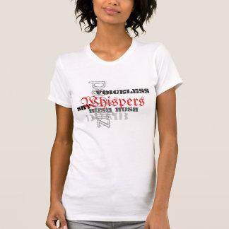 Whispers Tshirts