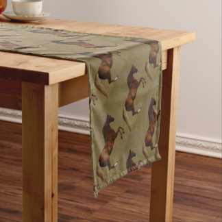 Whistle Jacket by George Stubbs Short Table Runner