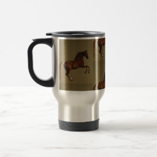 WhistleJacket by George Stubbs Travel Mug