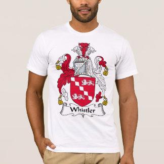 Whistler Family Crest T-Shirt