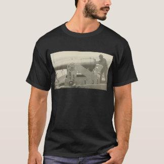 Whistling Dick Confederate 18 Pound Civil War Gun T-Shirt