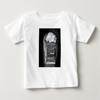 Whitby Abbey Baby T-Shirt
