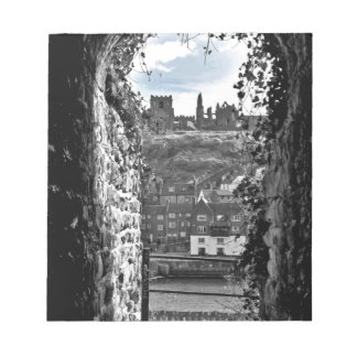 Whitby Abbey Notepad
