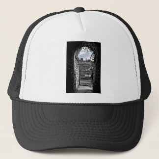 Whitby Abbey Trucker Hat
