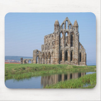 Whitby Abbey Whitby North Yorkshire England Mouse Pad