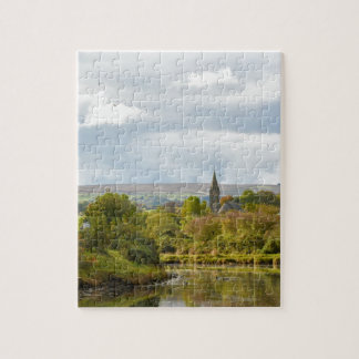 Whitby Church Jigsaw Puzzle