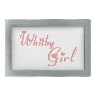 Whitby Girl Belt Buckle