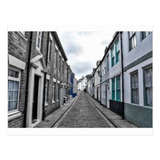 Whitby Street Postcard