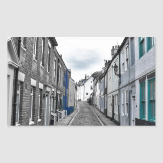 Whitby Street Rectangular Sticker