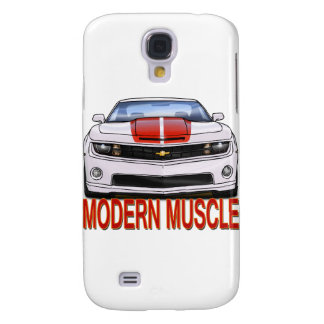 WHITE2_FRONT_CAMARO.png Galaxy S4 Cover