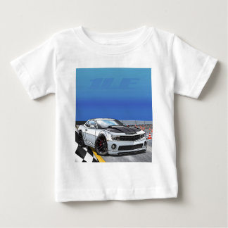 White_1LE Baby T-Shirt