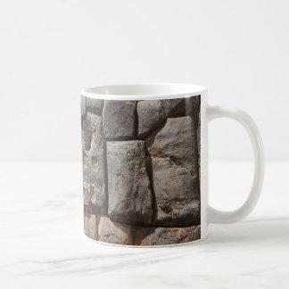 White 325 ml Classic White Mug Saqsaywaman