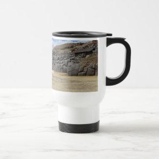 White 444 ml Travel/Commuter Mug