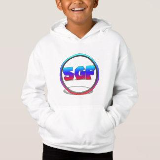 White 5GF Hoodie