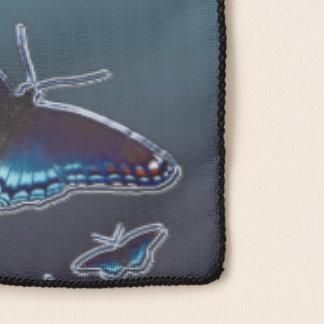 White Admiral Butterflies Scarf