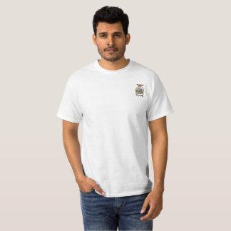 White American KunTao Silat Shirt - Sigung