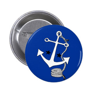 White Anchors for Buttons