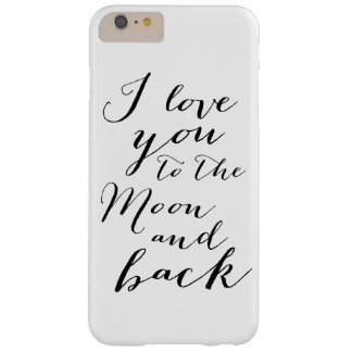 White And Black I Love You iPhone 6 Plus Cases
