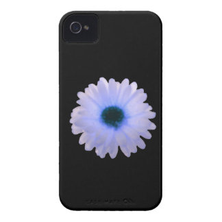 White and Blue Marigold Blackberry Bold Case
