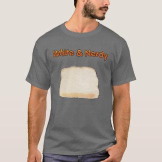 White and Nerdy2 T-Shirt