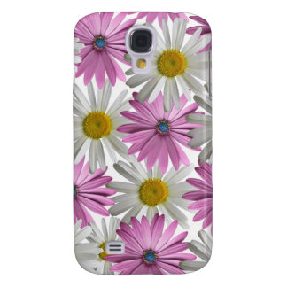 White and Violet iPhone Case 3G Samsung Galaxy S4 Covers