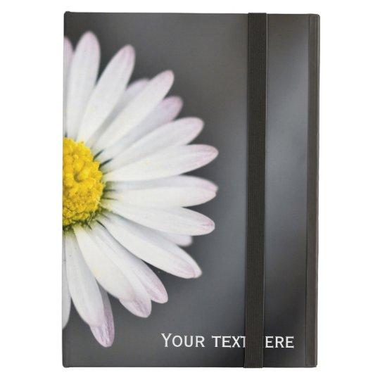 White and Yellow Daisy iPad Air Case