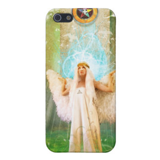 White Angel iPhone 5 Cases