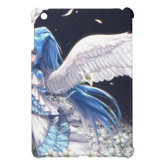 White Angel San Cover For The iPad Mini