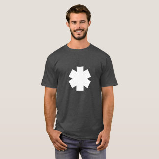 White Asterisk Shirt