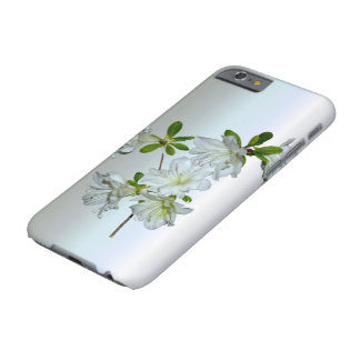 White Azalea Flower in Full Bloom Barely There iPhone 6 Case