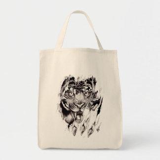 "White bag ecological ""TIGER """