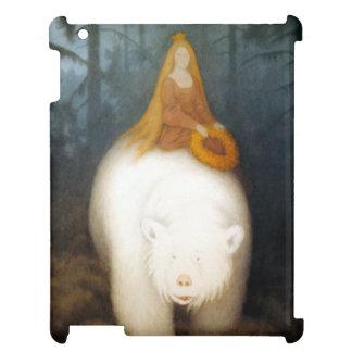 White Bear King Valemon Cover For The iPad
