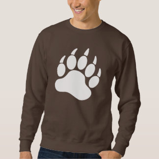 White Bear Pride Bear Claw (R) Sweatshirt