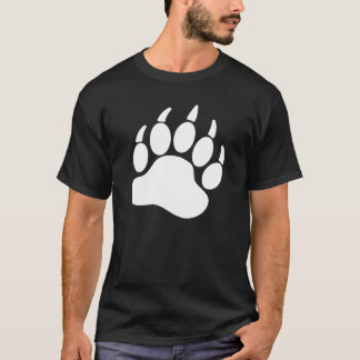 White Bear Pride Bear Claw (R) T-Shirt