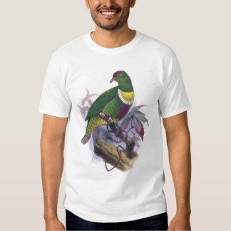 White-bibbed Fruit Dove T-shirt