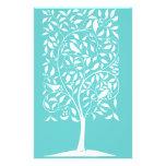 White Birds in Tree Flyers