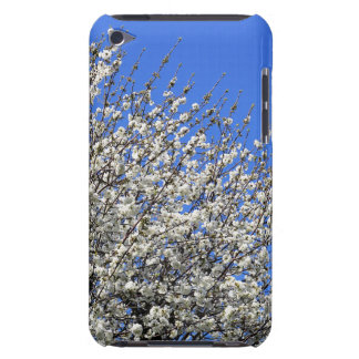 White Blossom iPod Touch Case-Mate Case