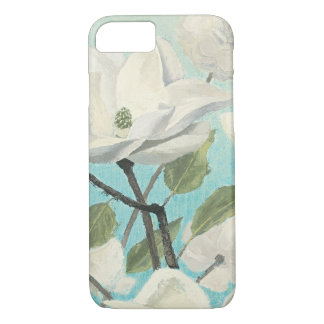 White Blossoms from the South iPhone 8/7 Case
