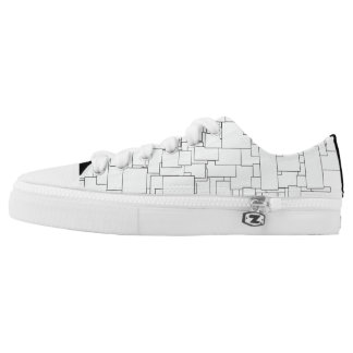 White Box High Tops Low Tops