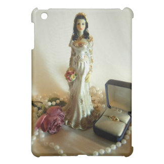 White Bridal I iPad Mini Case