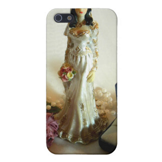 White Bridal I iPhone 5/5S Cover