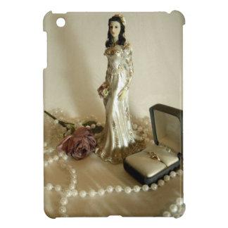 White Bridal III Case For The iPad Mini