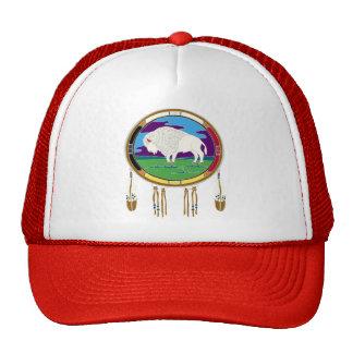 white-buffalo-t-shirt cap