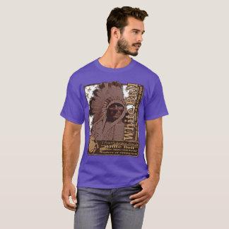 White Bull Minniconjou Lakota Warrior T-Shirt