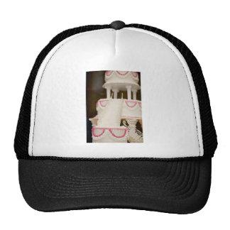 White Cake Cap